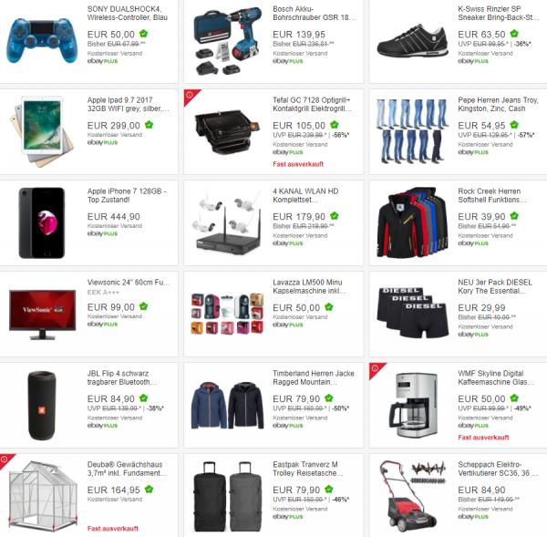 eBay WOW! des Tages _ Angebote und Schnäppchen, versandkostenfrei!