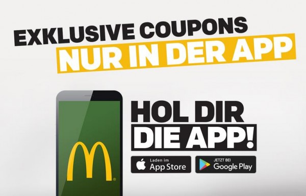 mcdonalds coupons sparbote schn ppchen. Black Bedroom Furniture Sets. Home Design Ideas