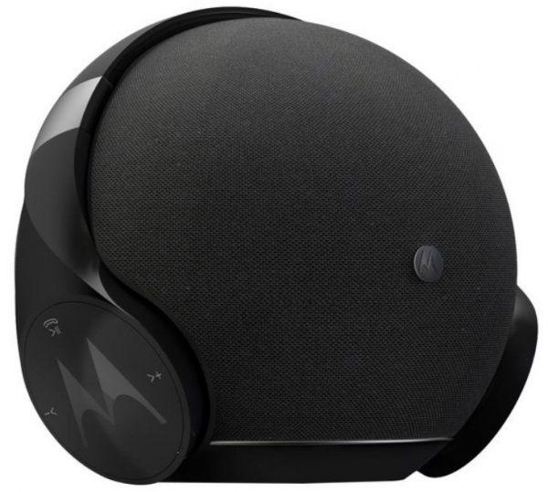 motorola sphere bluetooth lautsprecher kopfh rer f r. Black Bedroom Furniture Sets. Home Design Ideas