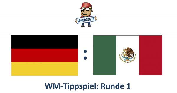 Endstand Deutschland