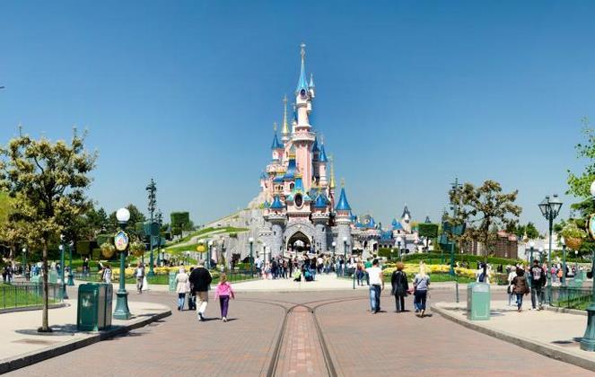 3 Tage Disneyland Paris Mit Flug Und Hotel