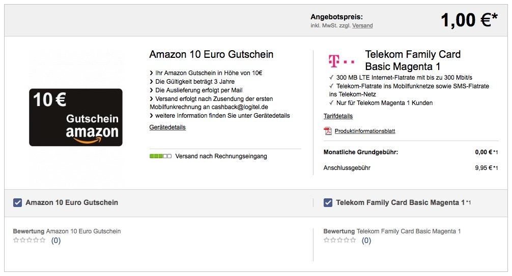 Telekom Family Card Basic