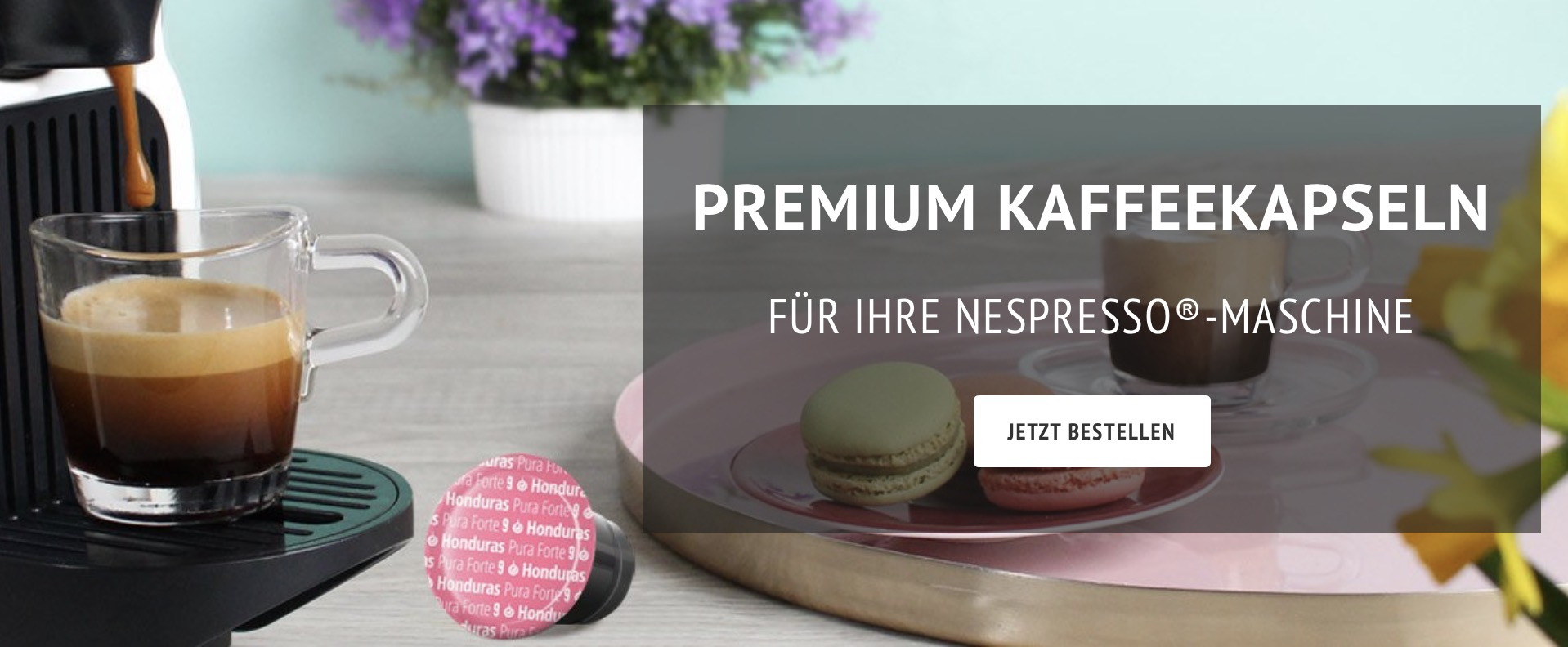 Beste Nespresso Kapseln Alternative