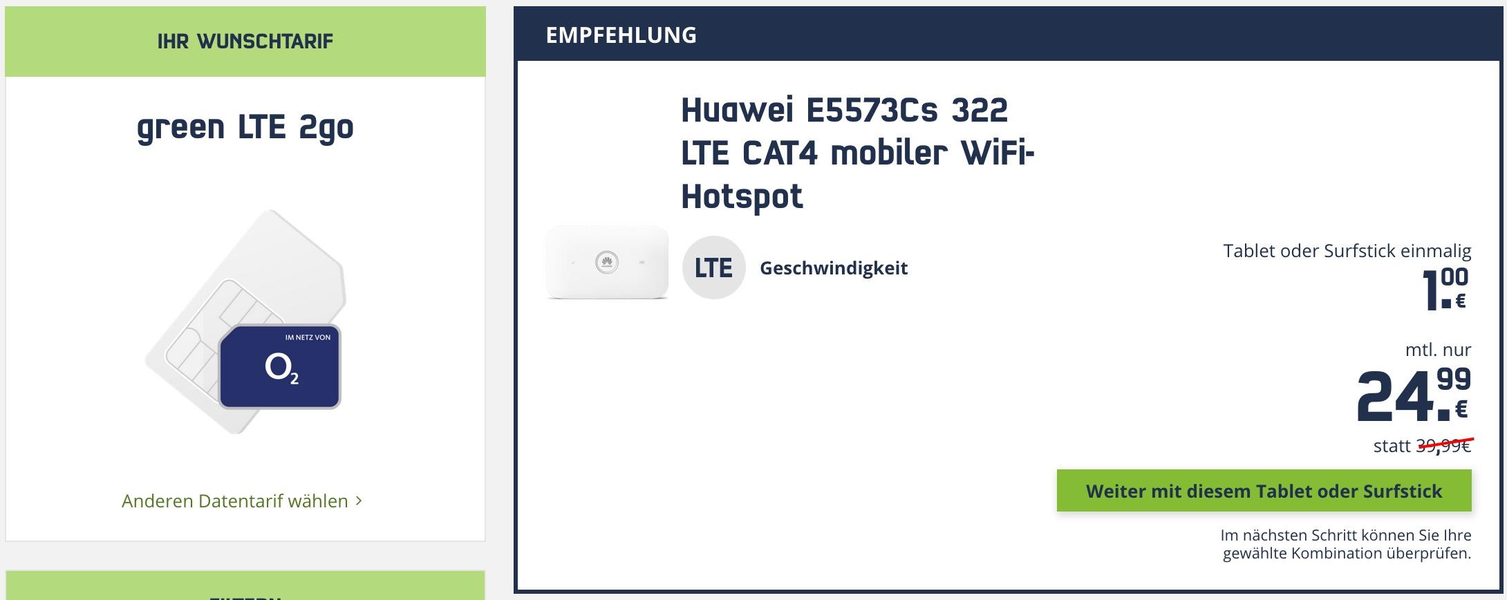 Letzte Chance! Mobilcom-debitel: Unlimitierte LTE
