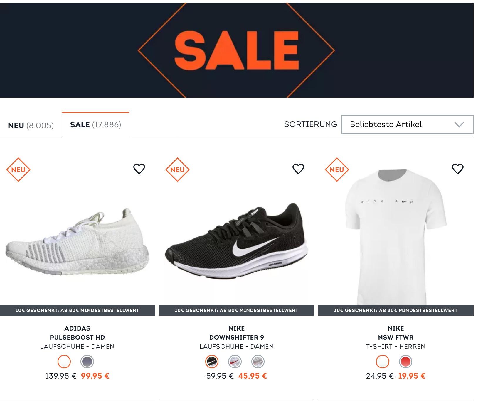 Sale Sportscheck