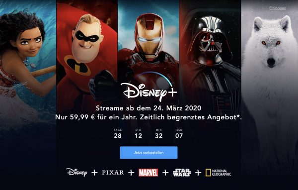 Disney Plus Mehrere Nutzer Gleichzeitig